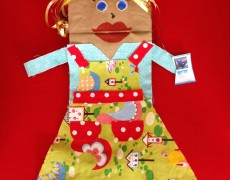 Let's Make A Perfect Me Paper Bag Puppet!