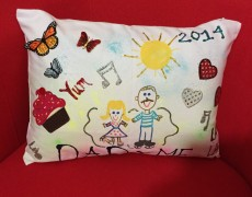 Let's Make a Memories Pillow!